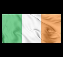 Ireland Flag by JoCa-byJoeCarr