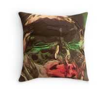 Rise of the robots Throw Pillow