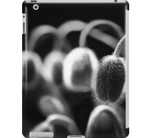 Poppies in Waiting iPad Case/Skin