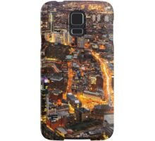 City Lights, London, United Kingdom Samsung Galaxy Case/Skin