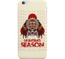 Hunting Season iPhone Case/Skin