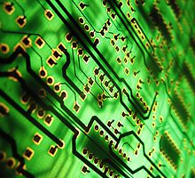 Circuit Board by SHOI Images
