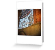 Affleck's Palace Mosaic Greeting Card