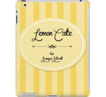 LemonCake iPad Case/Skin