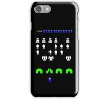 Space Invaders | Doctor Who iPhone Case/Skin