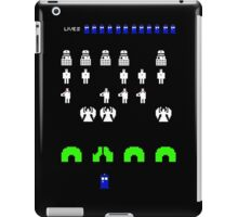 Space Invaders | Doctor Who iPad Case/Skin