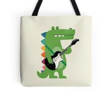 Croco Rock Tote Bag