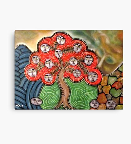 ‏‏Fruit Tree Canvas Print