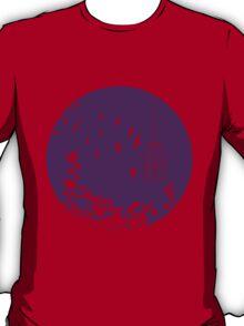 Flying Free 2 Purple Large T-Shirt