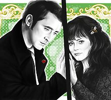 Pushing Daisies - On the other side by Clarice82