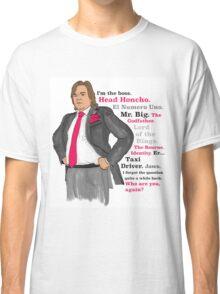 Douglas Reynholm (The IT Crowd) Classic T-Shirt