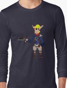 Pixel Jak2 Long Sleeve T-Shirt