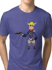 Pixel Jak2 Tri-blend T-Shirt