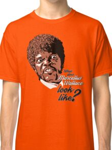 Jules Winnfield - Pulp Fiction Classic T-Shirt
