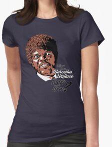 Jules Winnfield - Pulp Fiction Womens Fitted T-Shirt