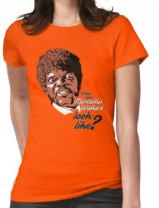 Jules Winnfield - Pulp Fiction Womens Fitted T-Shirt