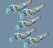 Peace 6 by Thecla Correya
