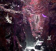 Purple Paradise by Harri
