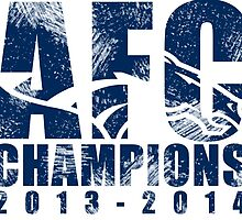 afc champions by teeshoppy