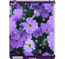 Primula Heaven iPad Case/Skin