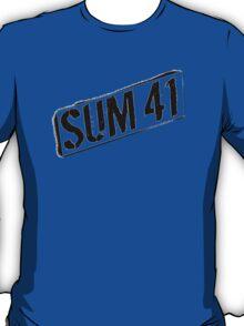 Sum 41 Shirt T-Shirt