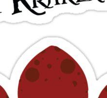 I'm the Kraken Sticker