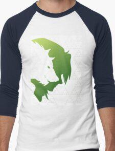 The Hero of Twilight - Legend of Zelda Men's Baseball ¾ T-Shirt