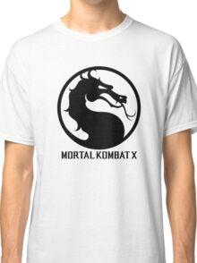 Mortal Kombat X LOGO Classic T-Shirt