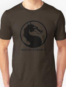 Mortal Kombat X LOGO Unisex T-Shirt