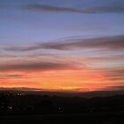 red sky at night (i)................................. by Lucan  Netley (LDN Photoart)