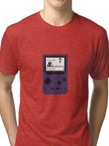 Gameboy pokemon Tri-blend T-Shirt