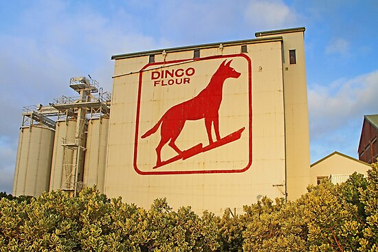 Dingo Flour Mill  by EOS20