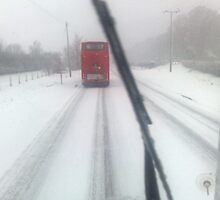 Ice Road Truckers ? by scaniajags