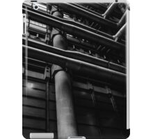 Industrial Pipes iPad Case/Skin