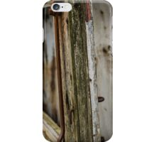 Bear Shed iPhone Case/Skin