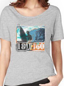 edgy surf Women's Relaxed Fit T-Shirt