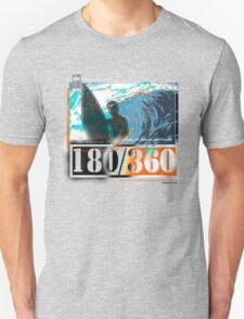 edgy surf Unisex T-Shirt