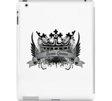 Once Upon a Time - Swan Queen iPad Case/Skin