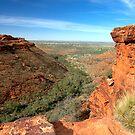 Kings Canyon Vista by Steven Pearce