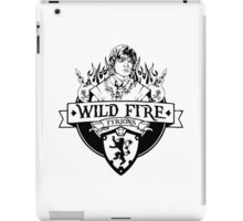 Wild Fire iPad Case/Skin