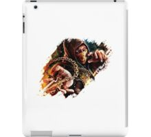 Mortal Kombat X!! iPad Case/Skin