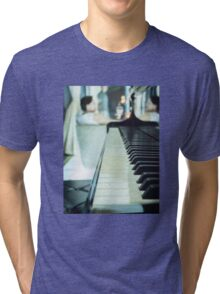Piano Party Tri-blend T-Shirt
