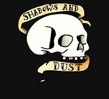 Shadows and Dust Womens Fitted T-Shirt