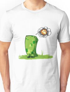 Happy Creeper Unisex T-Shirt