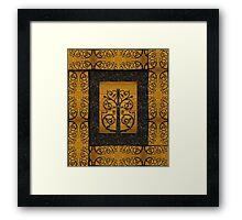 Gothic Inspired Framed Print