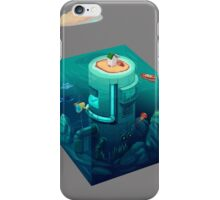 Secret Base iPhone Case/Skin