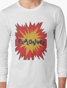 Explosive! Long Sleeve T-Shirt
