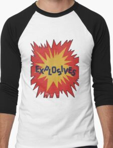 Explosive! Men's Baseball ¾ T-Shirt