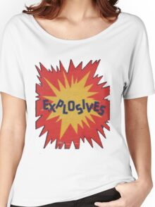 Explosive! Women's Relaxed Fit T-Shirt