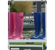 Bet Your Boots! iPad Case/Skin